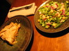 Butternutcheese_pie_and_three_bean_salad